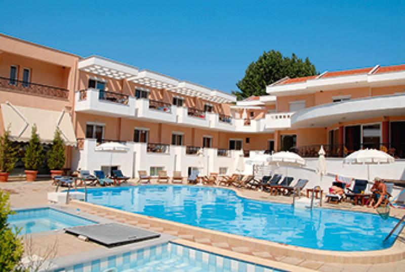Appartementen Filia - Limenas - Thassos